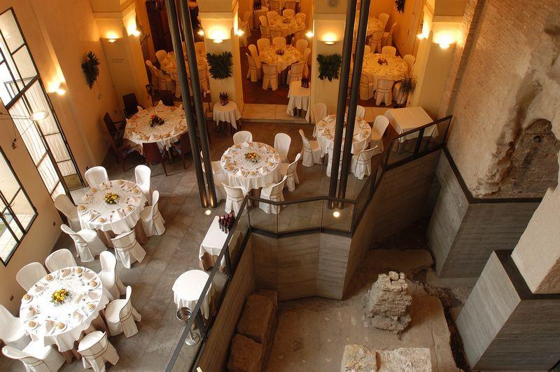 hotel los seises - restaurant