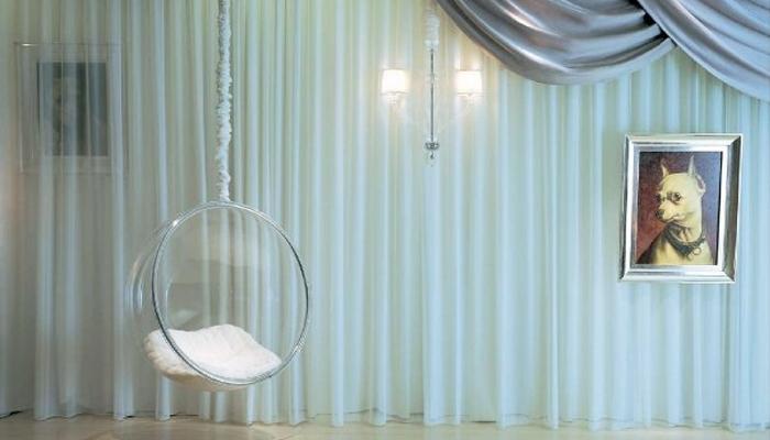 hotel sanderson - fauteuil bulle
