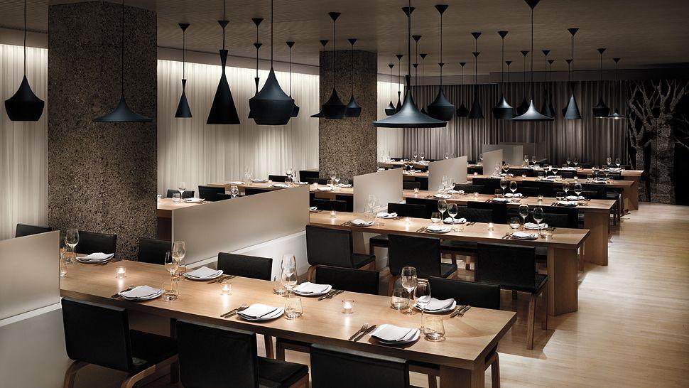 hotel sanderson - restaurant top