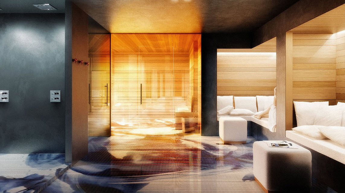 Andaz Hotel - Spa