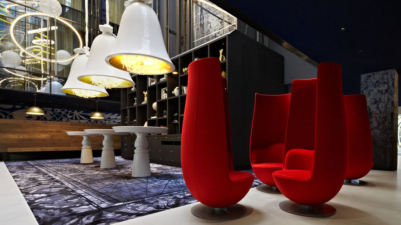 Andaz hotel - Lobby