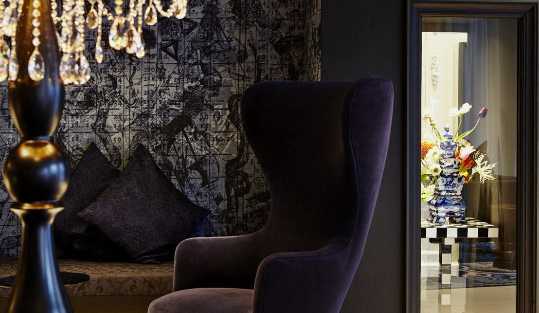 Andaz hotel - Lounge