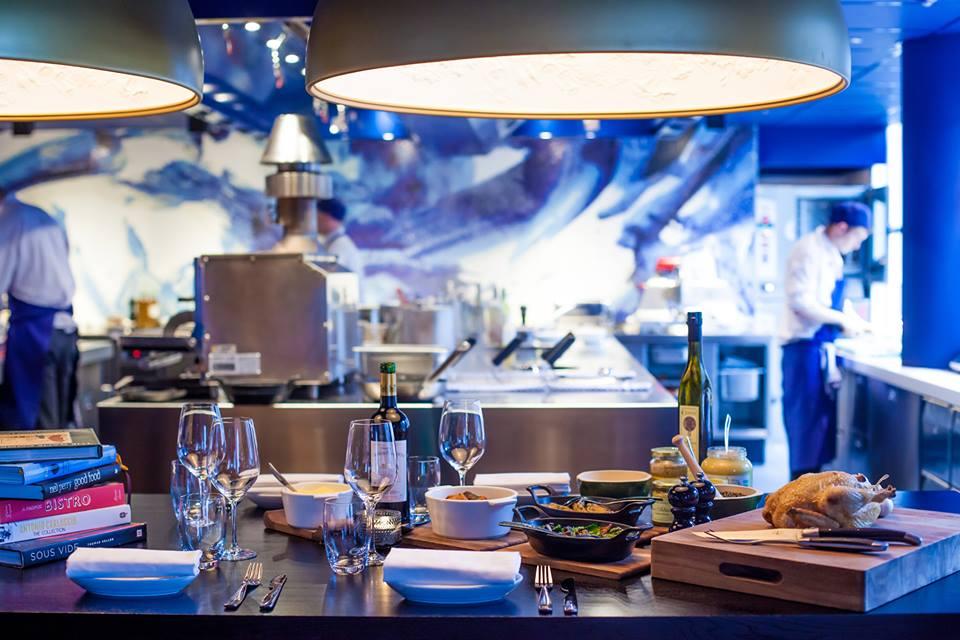 Andaz hotel - restaurant