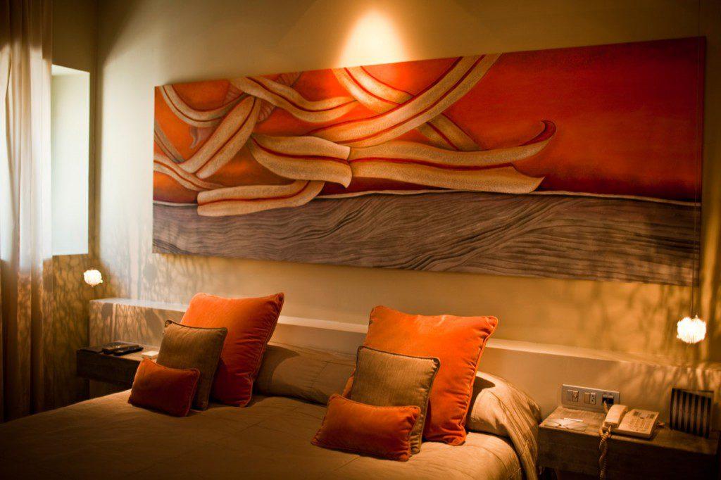 Hotel Neri Barcelon - chambre deluxe