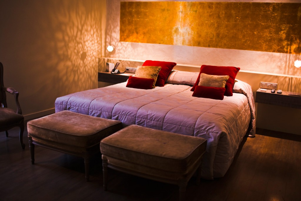 Hotel Neri Barcelone - Chambre standard