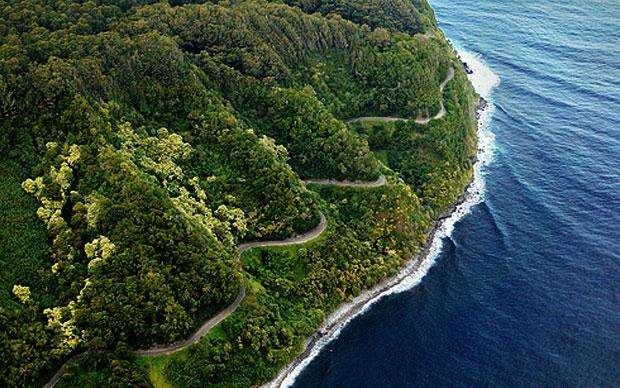 Maui Hawaii - Route Hana