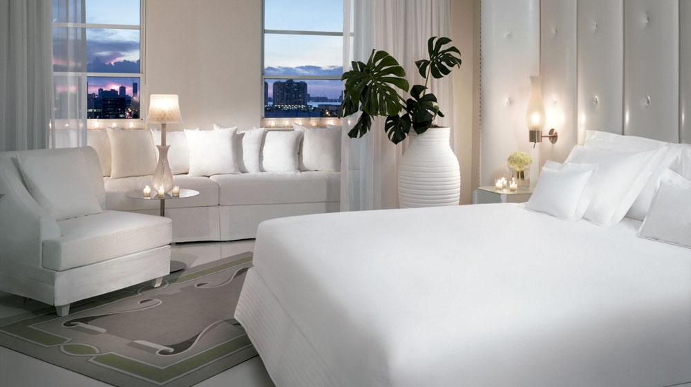 Shore Club South Beach Miami - chambre 1