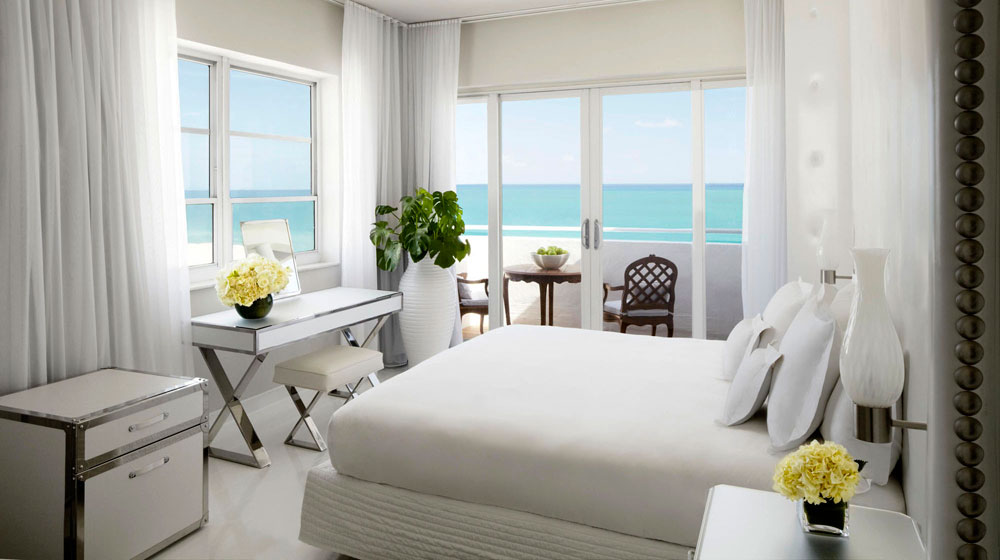 Shore Club South Beach Miami - chambre2
