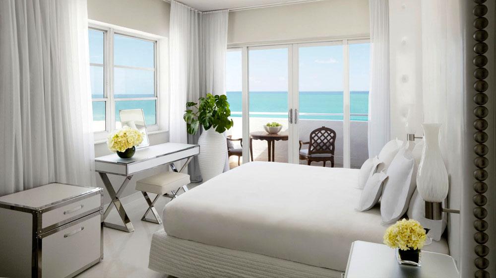Shore Club South Beach Miami - chambre2