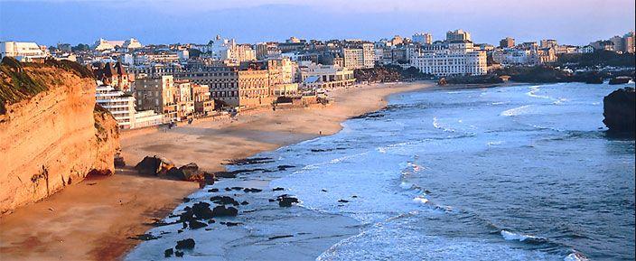 D U00e9couvrez Les Stages De Surf Sur La C U00f4te Basque  Biarritz  Hossegor
