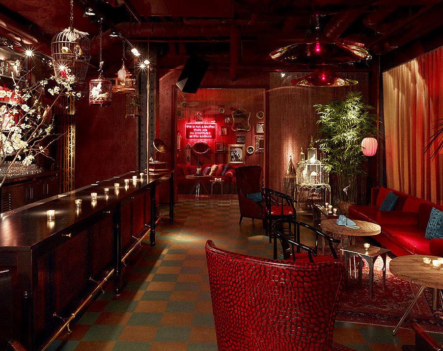 Hotel Mondrian New York - Mister H 2