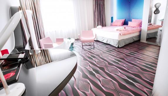 Hotel Nhow Berlin - cahambre superieure
