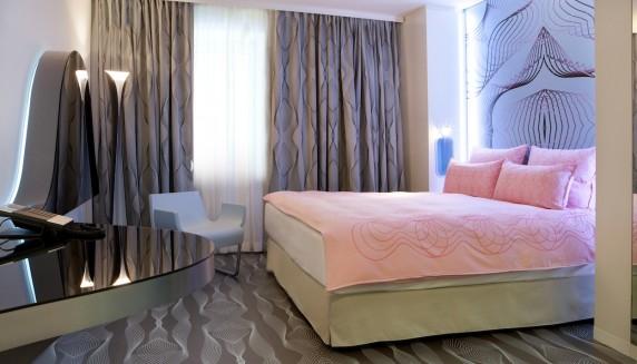 Hotel Nhow Berlin - standard chambre