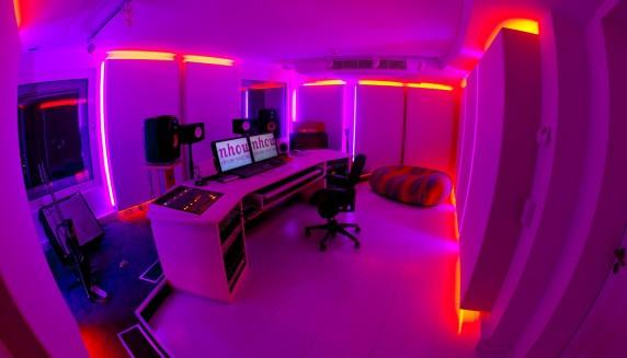 Hotel Nhow Berlin - studio