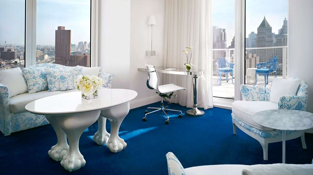 hotel mondrian new york - penthouse2