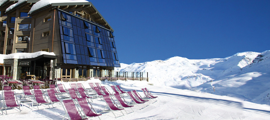 hotel altapura - bar exterieur