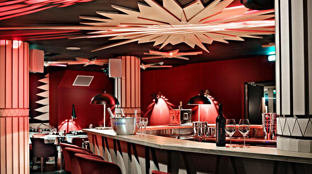 hotel altapura - bar