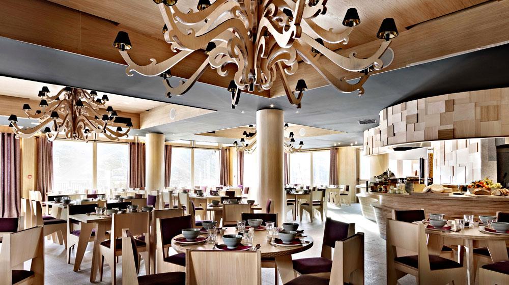 hotel altapura - restaurant