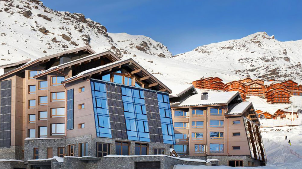 hotel altapura - vue exterieure 2