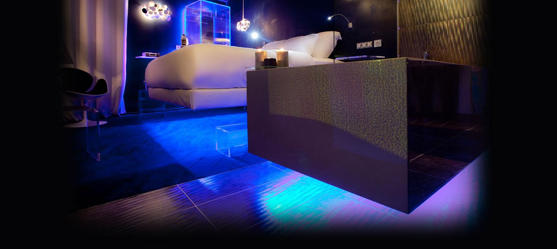 Seven hotel paris boutique hotel 4 toiles design et for Design hotel paris 11