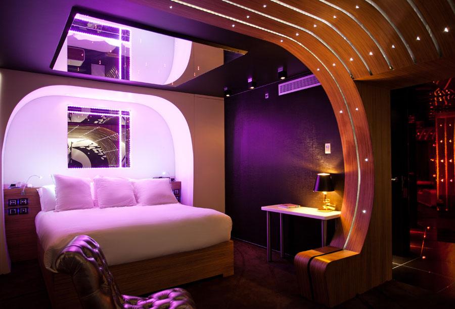 hotel seven - suite 007