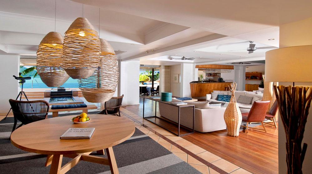Heart reef - hotel beach club hamilton chambre