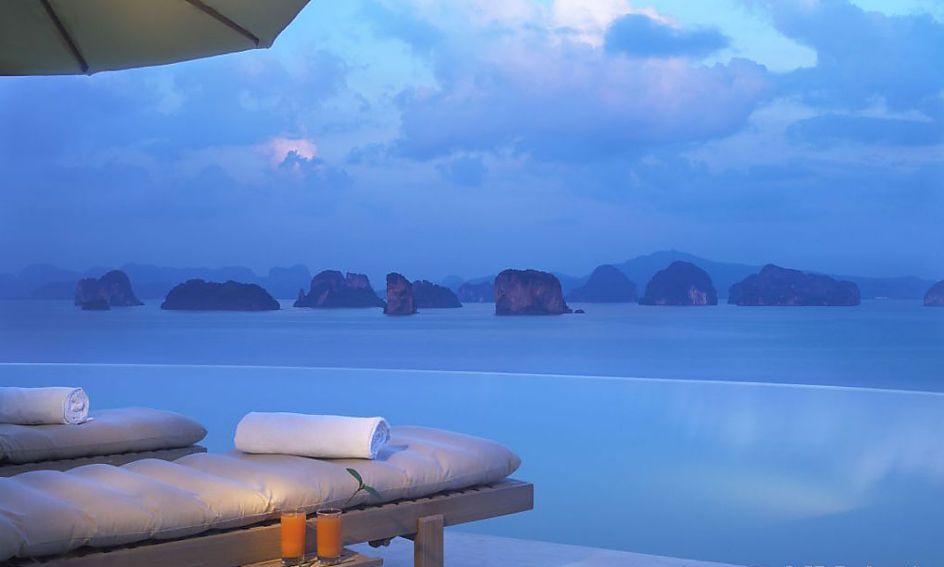 hotel six senses yao noi - spa