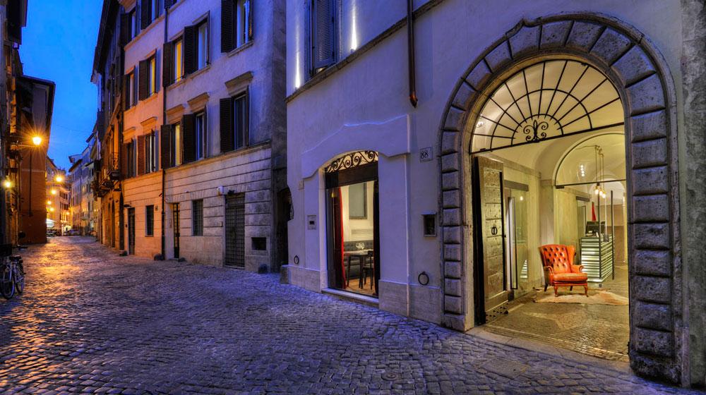 Hôtel Relais Orso à Rome