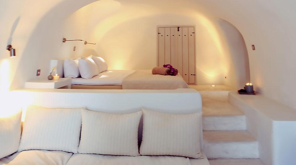 Chambre Suite Hotel Kapari Imerovigli Santorin