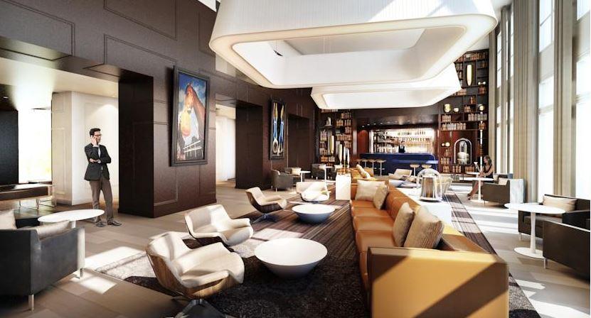 Hotel Renaissance Paris Hippodrome de Saint-Cloud - bar2