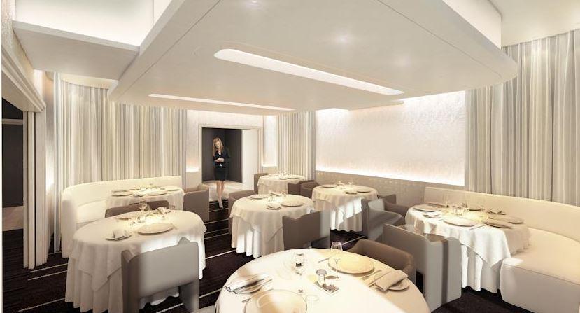 Hotel Renaissance Paris Hippodrome de Saint-Cloud - restaurant h
