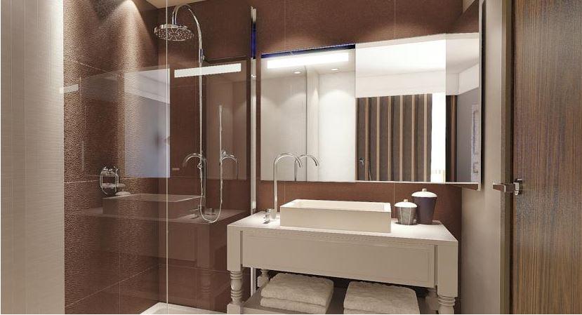 Hotel Renaissance Paris Hippodrome de Saint-Cloud - salle de bain