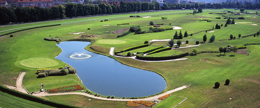 Golf Country Club Paris Saint Cloud