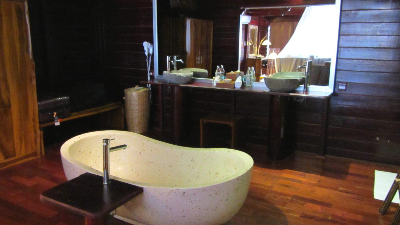 Hotel Kupu Kupu Phangan - Salle de bain