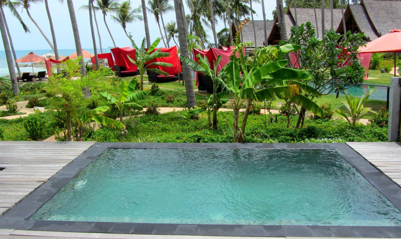 Hotel Kupu Kupu Phangan - villa