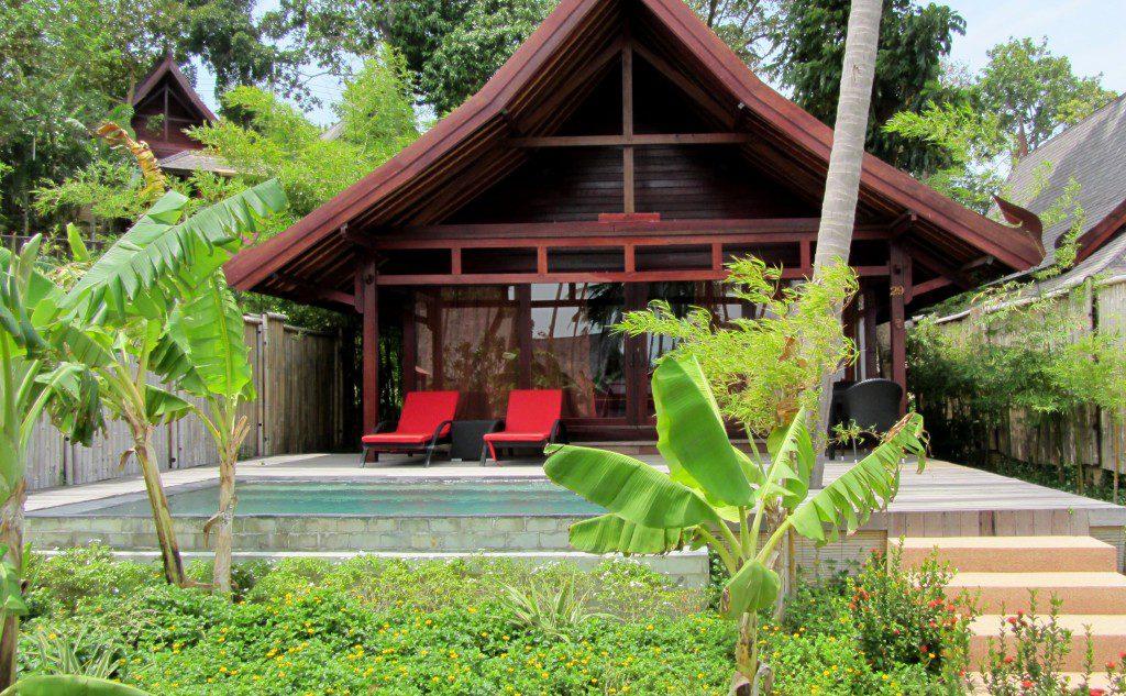 Hotel Kupu Kupu Phangan -villa