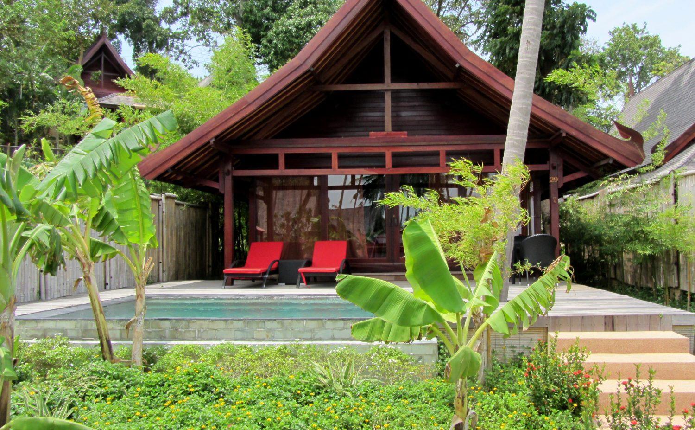 Hotel Kupu Kupu Phangan -villa2