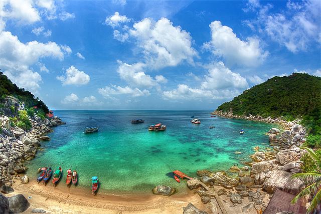 Koh Tao - Mango Bay - Thailande
