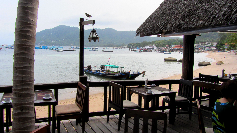 Koh Tao - Restaurant Sensi Paradise