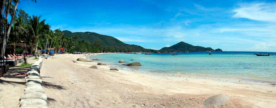 Koh Tao - Sairee Beach - thailande