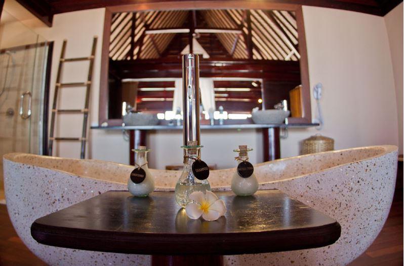 Kupu Kupu Koh Phangan Luxury Hotel - Salle de Bain