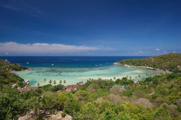 koh tao - Chalok Bay - Thailande