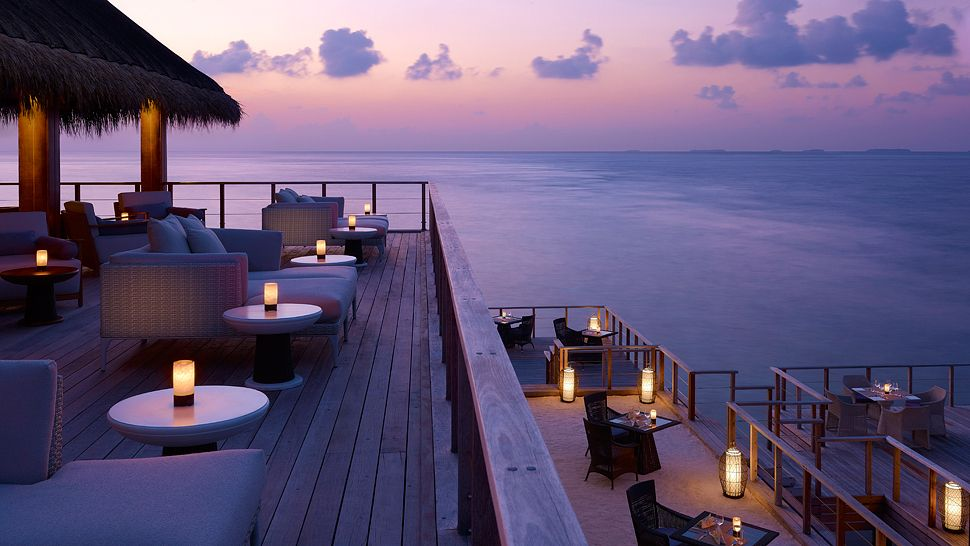 Hotel dusit thani maldives Benjarong_Restaurant