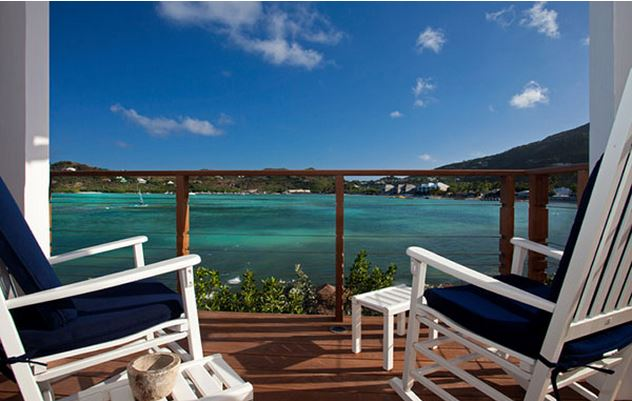 Hotel Guanahani Saint Barth - suite signature amiral