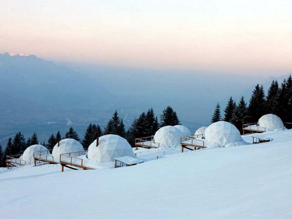hotel whitepod suisse