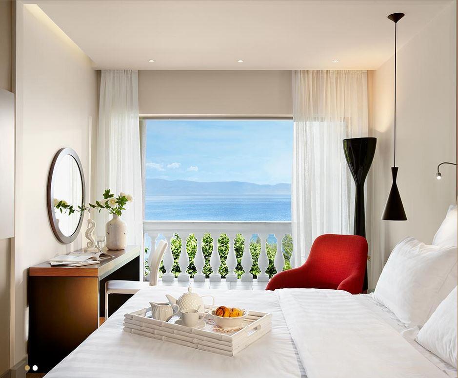 Hotel Marbella Corfou Grece - Chambre double standard