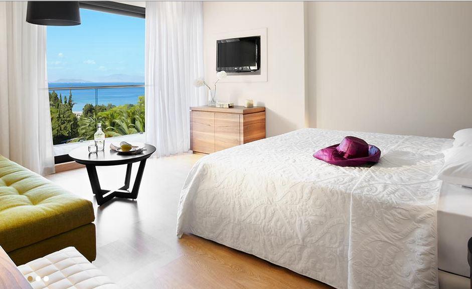 Hotel Marbella Corfou Grece - Chambre double superieure