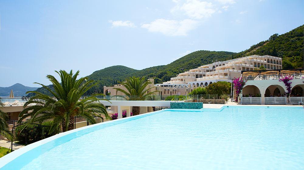 Hotel Marbella Corfou Grece