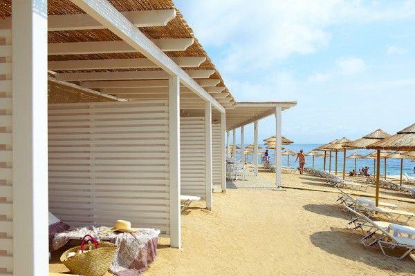 Hotel Marbella Corfou Grece - Plage