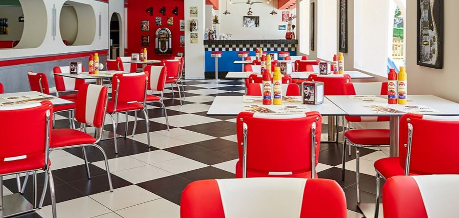 Hotel Marbella Corfou Grece - Restaurant Américain Splash